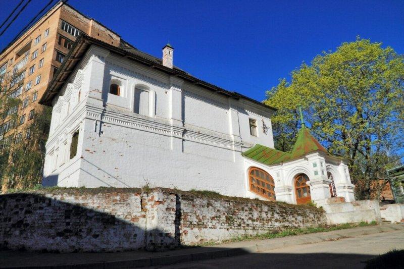 «Домик Петра» (Дом купца Ефима Чатыгина), Нижний Новгород