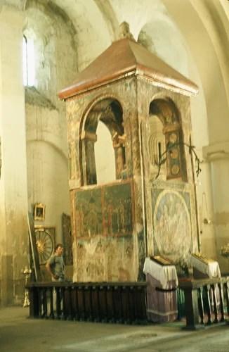 Мцхета. Церковь Святой Цховели