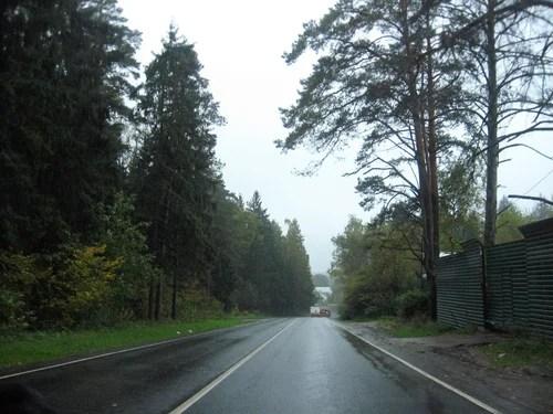 1-е успенское шоссе
