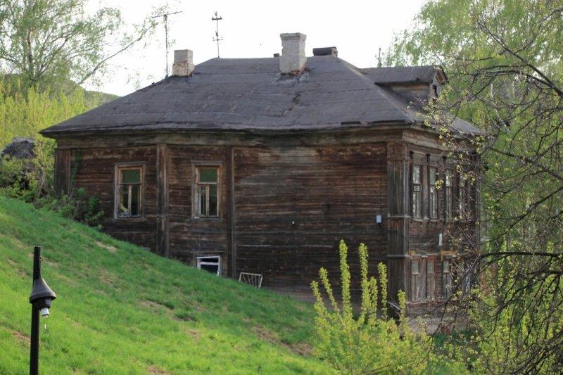 Старый дом, Нижний Новгород