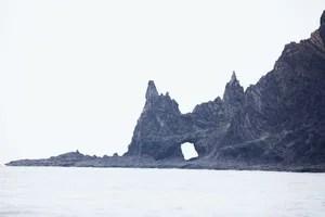 Дырка в острове ))