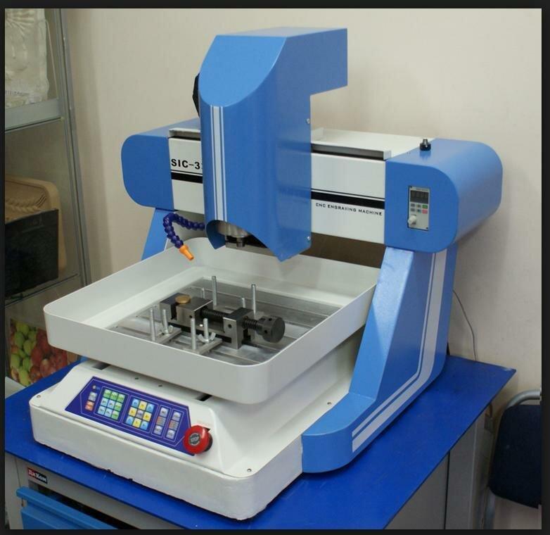 desktop milling CNC machine