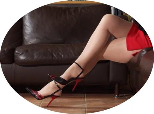 Красивые женские ножки