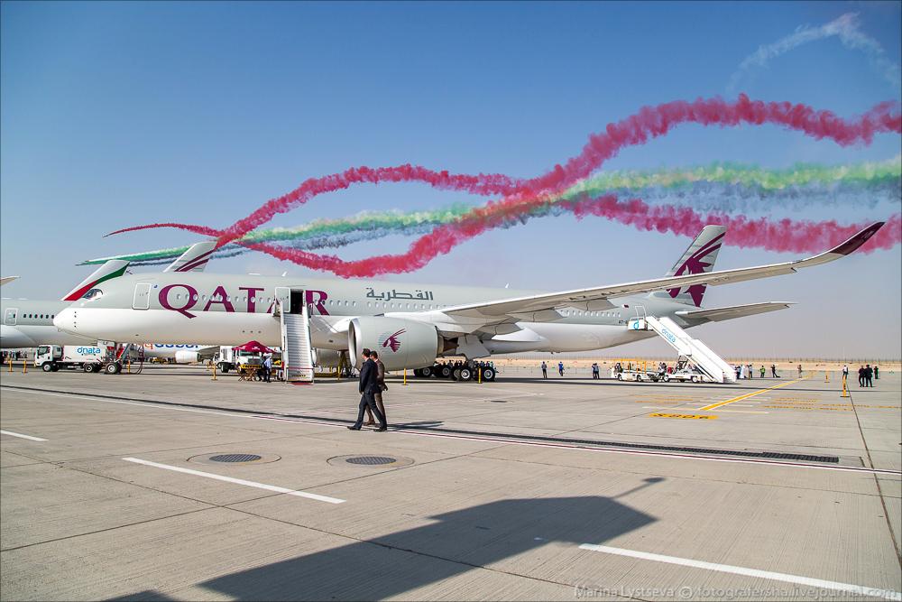 Dubai Air Show 2015 day 2