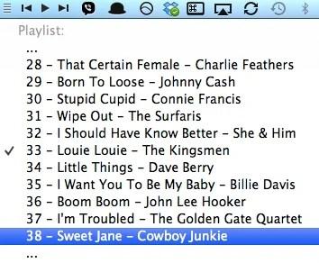 VOX - бесплатный музыкальный плеер для Mac OS