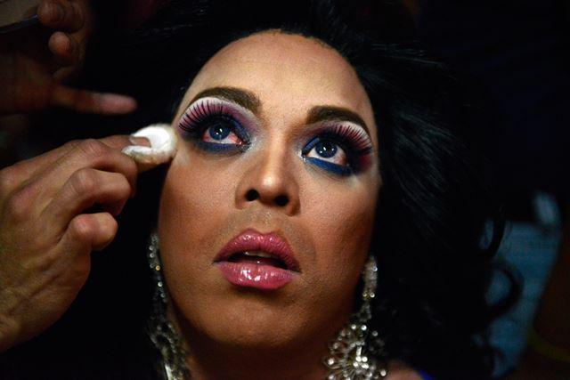 «Голубая мисс» Венесуэлы и конкурс красоты среди геев