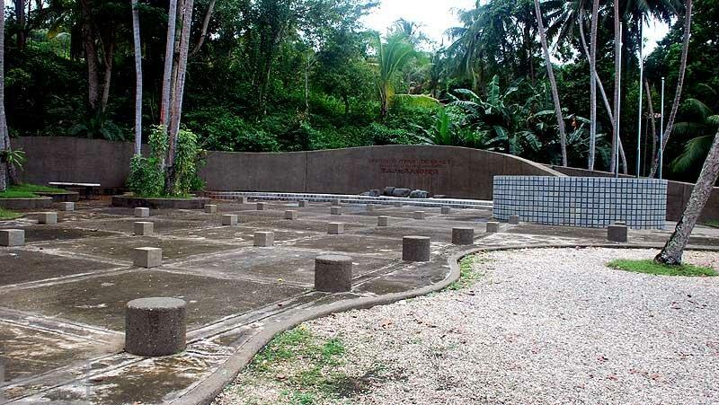Мемориал в Мокмере