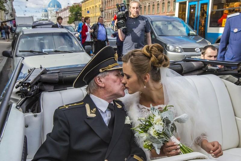 Иван Краско и Наталья Шевель - разница в возрасте 60 лет