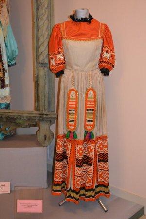 Воронежский народный костюм