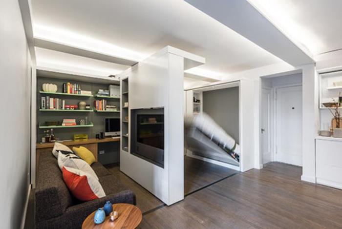 Как из 1 комнатной квартиры сделать 5 комнатную