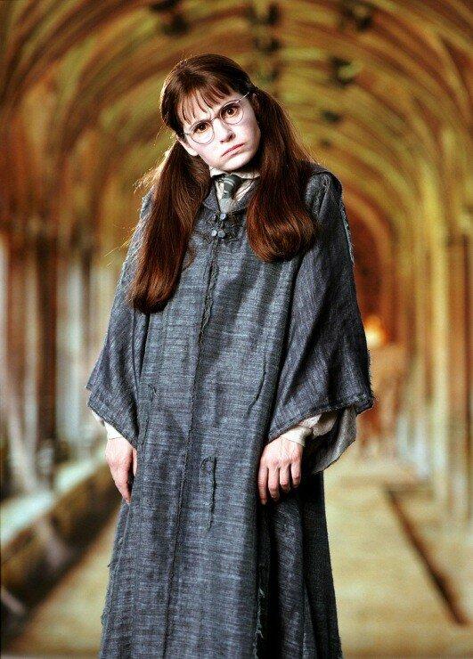 Ширли Хендерсон – «Гарри Поттер и Кубок огня» (2005, 40 лет)