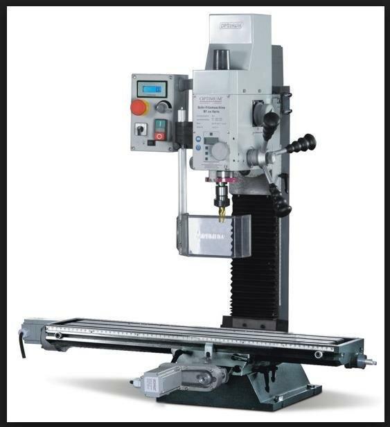 desktop milling machine for difficult materials
