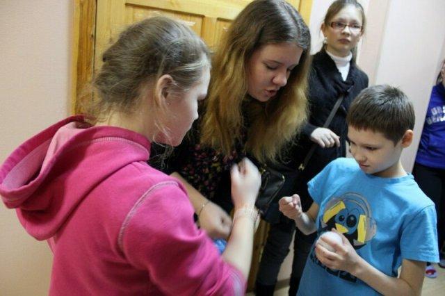 Новогодние акции оленегорских волонтеров