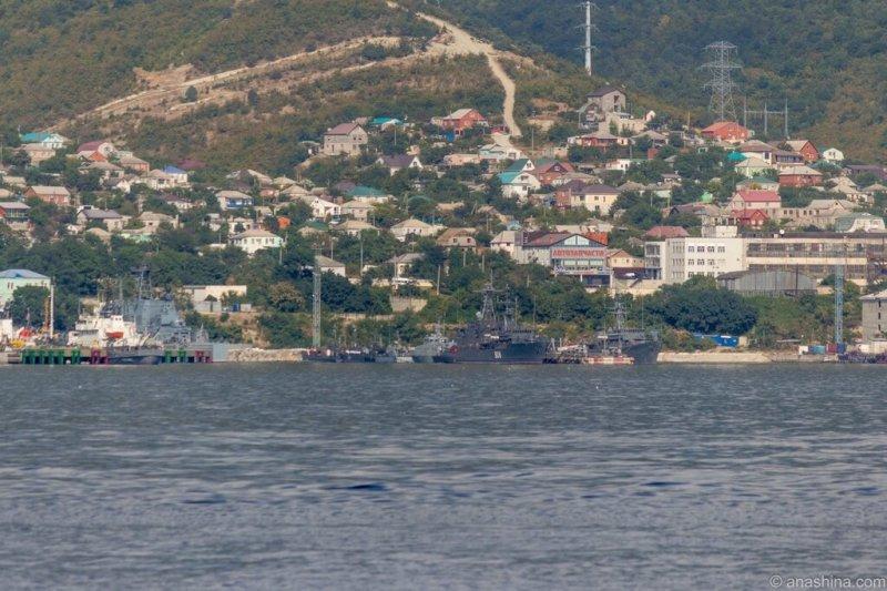 Новороссийская военно-морская база Черноморского флота России