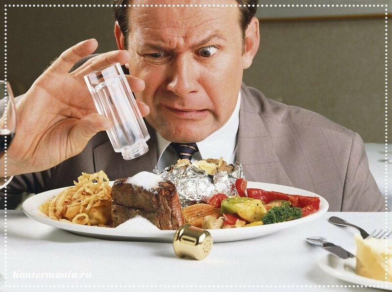 Как исправить пересоленные блюда