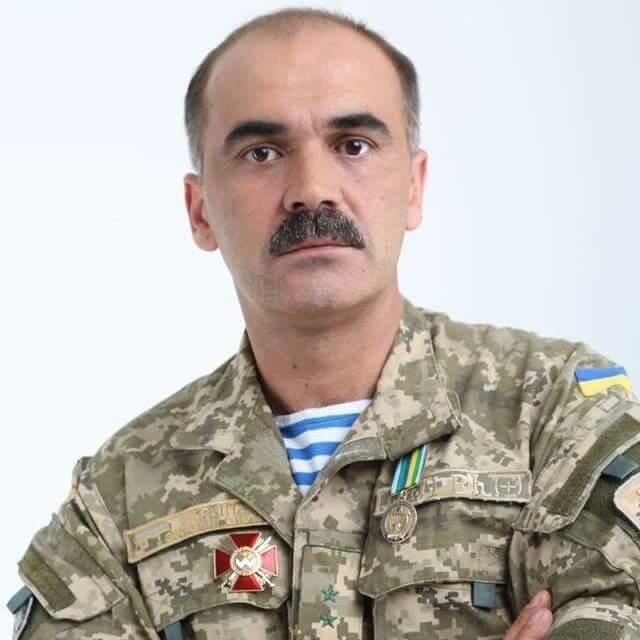 Васильківчани учасники АТО. Олександр Лістровий