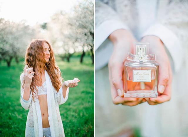 Идеальные сборы невесты и свадебная мода: конечно, потом придётся вернуться домой...
