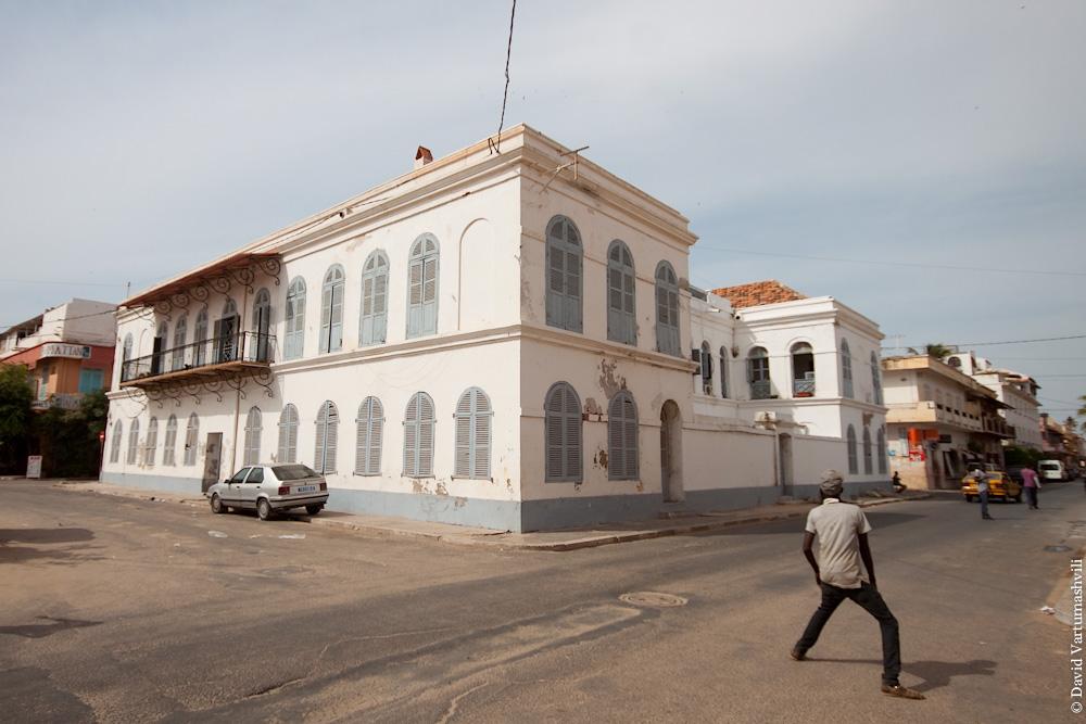 Senegal, Saint-Louis