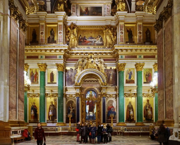 Картинки по запросу фото Вид Исаакиевского собора в лесах