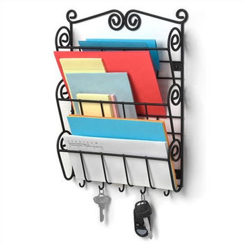 best wall mail holder products on wanelo
