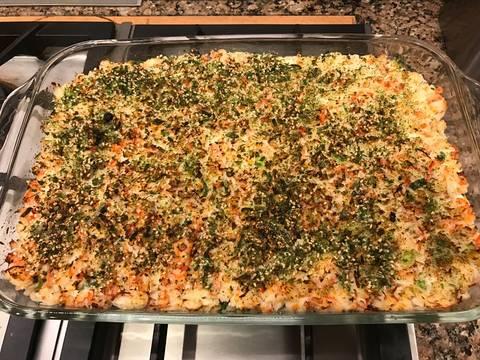 Sushi Bake Recipe by Mel V - Cookpad