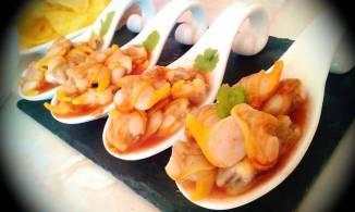 Receta de aperitivo de berberechos en salsa