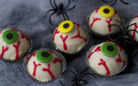 Cake pops de Halloween