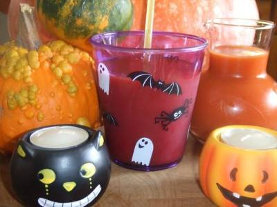 Batidos de halloween