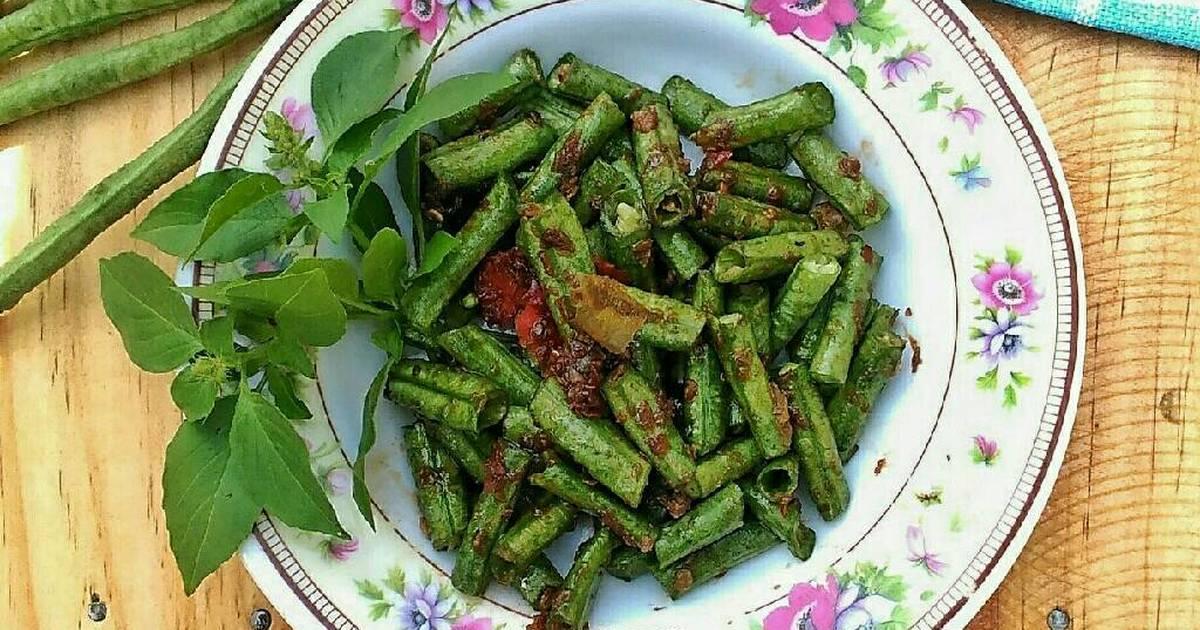 Resep Karedok Kacang Panjang