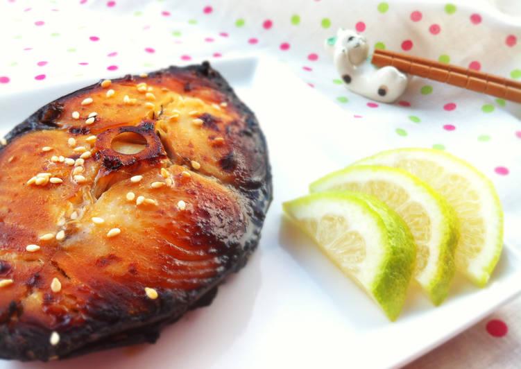 烤味噌魚-小烤箱食譜 by 就醬煮 - Cookpad