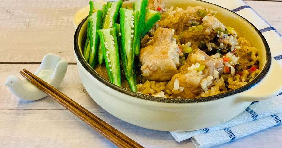 豉汁排骨煲仔飯食譜 by Cynthia的餐桌風景 - Cookpad