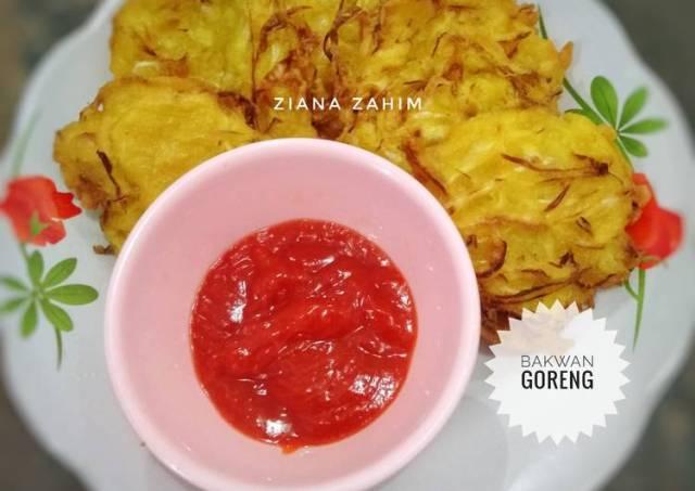 Bakwan goreng