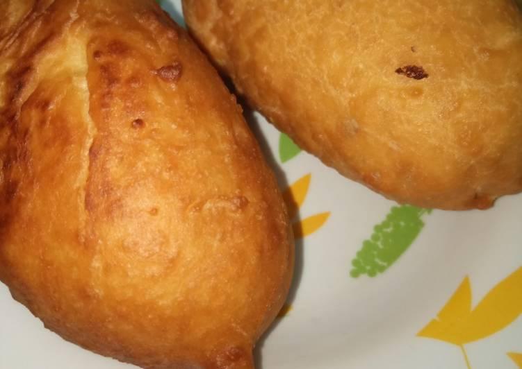 Corndog mozarella (tanpa panir)