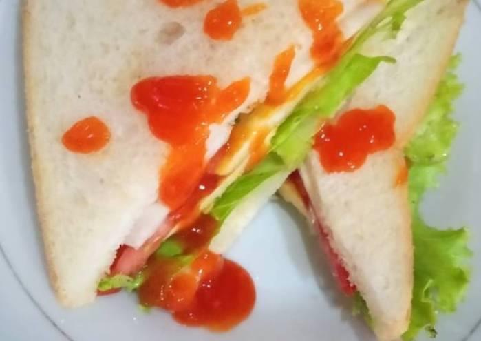 Resep Sandwich Simpel Enak Bergizi Paling dicari