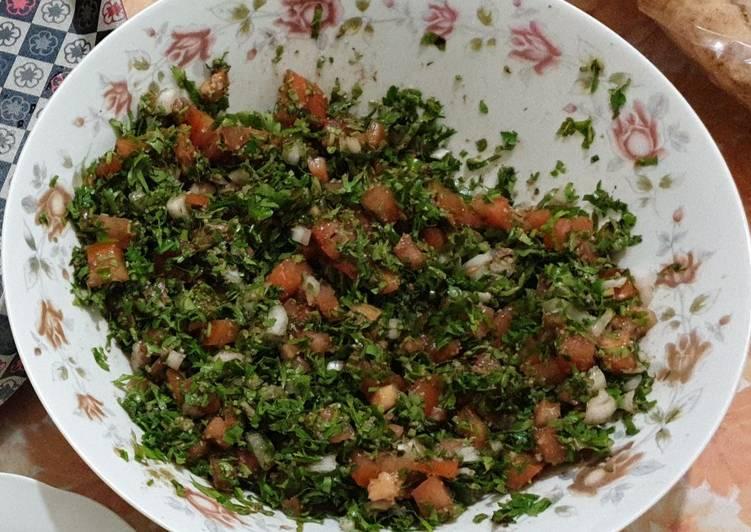 Tabboule (vegan)