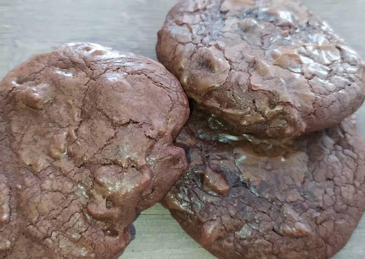 Cookies facon brownies