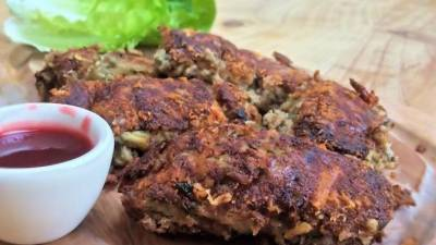 Permalink to Easiest Way to Prepare Perfect Rissoles with apple and cheese