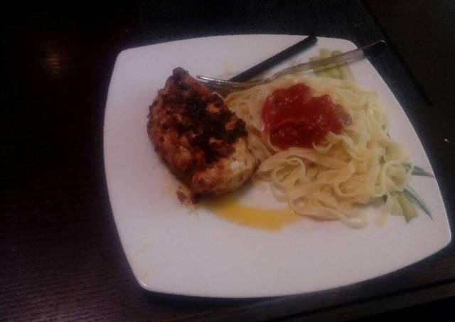 Chicken garlic&lemon