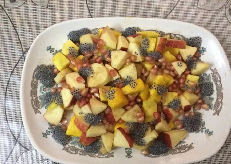 Mixed fruits salad