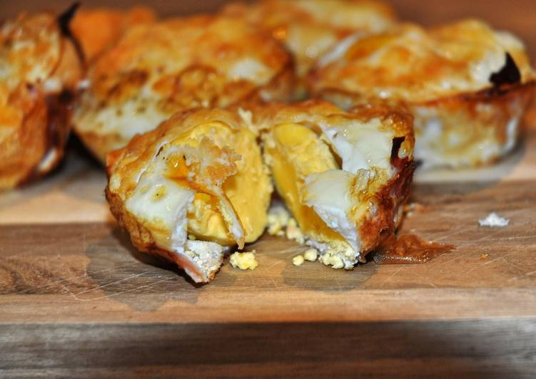 Ham & Egg Muffins