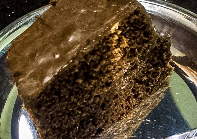 Simple Moist Chocolate🍫Cake without Oven