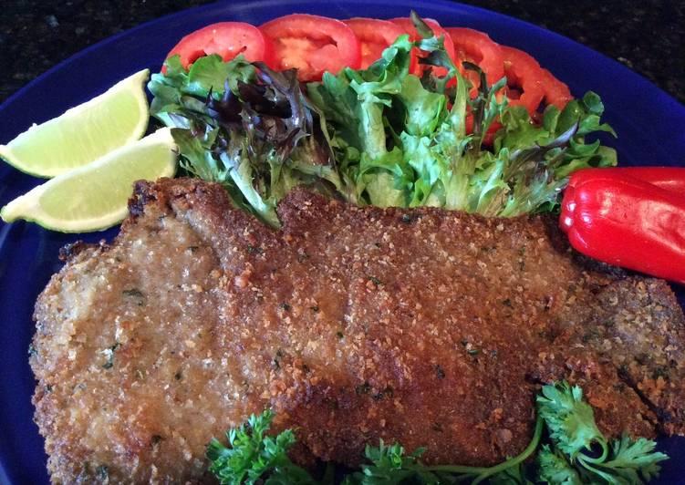Breaded Steak Cutlet
