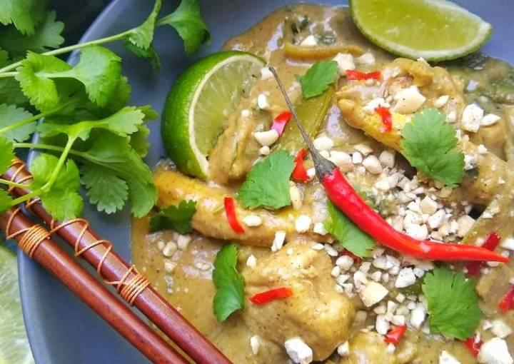 Chicken Satay Curry