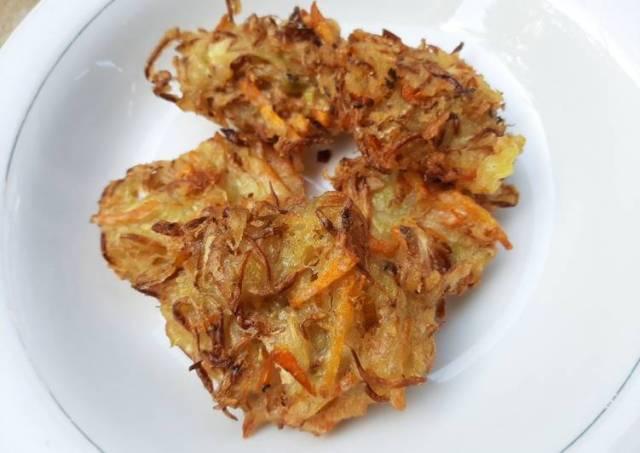 Bakwan sayur/ote-ote/Heci