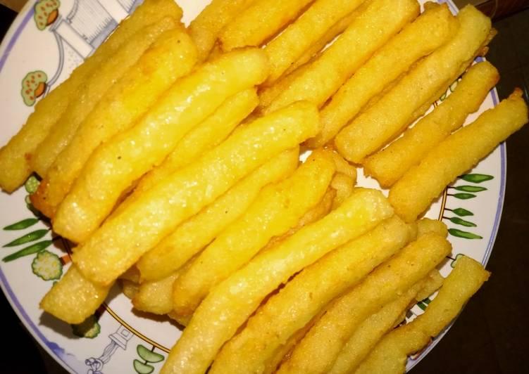 Potato Cheese Stick (Stik Kentang Keju)
