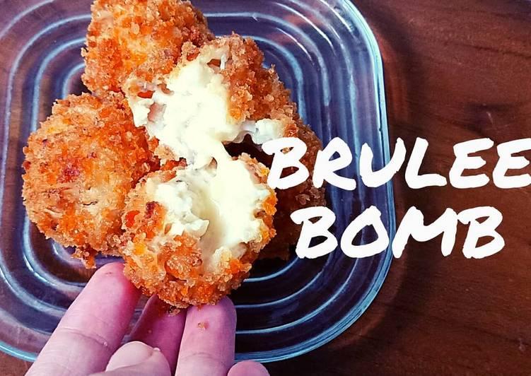 Brulee Bomb