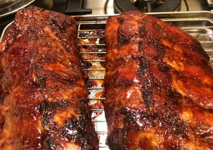 Chinese BBQ Ribs