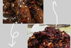 Resep Yangnyeom Tongdak 양념통(Sweet, sour, & spicy Korean fried chicken) Lezat