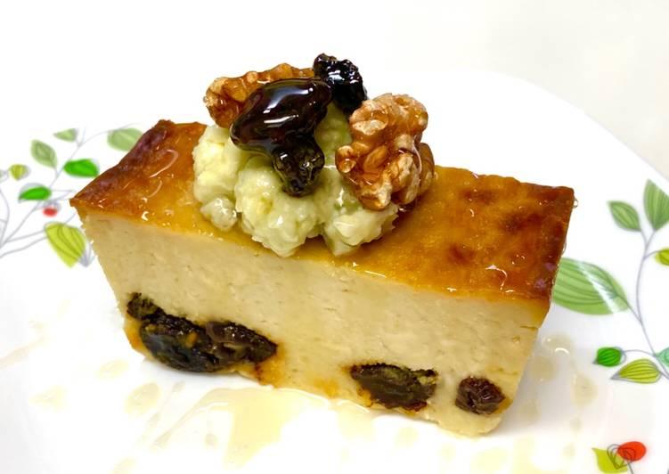 Blue Cheese Cake
