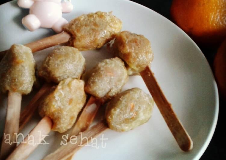 Resep Sempol Ikan Sayur Sehat (no msg) – bekal anak Paling Top
